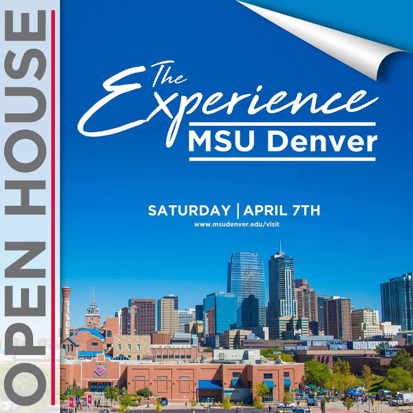 Wonderful MSU Denver Open House
